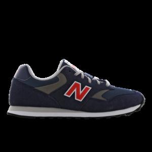 New Balance 393 - Heren Schoenen - Blue - Textil, Leer - Maat 47.5 - Foot Locker