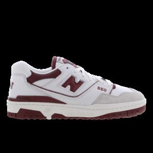 New Balance Nb 550 - Heren Schoenen - White - Mesh/Synthetisch - Maat 47.5 - Foot Locker
