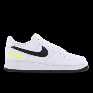 Nike Air Force 1 Low - Heren Schoenen - White - Leer - Maat 47.5 - Foot Locker
