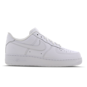 Nike Air Force 1 Low - Heren Schoenen - White - Leer - Maat 50 - Foot Locker
