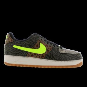 Nike Air Force1 Low - Heren Schoenen - Olive - Leer - Maat 47.5 - Foot Locker