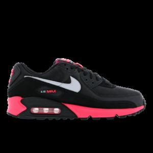 Nike Air Max 90 Essential - Heren Schoenen - Black - Leer, Synthetisch - Maat 47.5 - Foot Locker