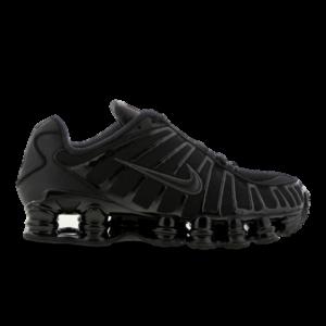 Nike Shox TL - Heren Schoenen - Black - Textil, Synthetisch - Maat 47.5 - Foot Locker