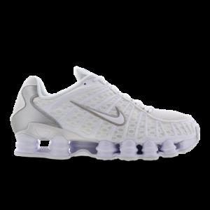 Nike Shox TL - Heren Schoenen - White - Textil, Synthetisch - Maat 47.5 - Foot Locker