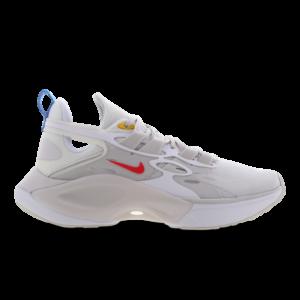 Nike Signal D/MS/X - Heren Schoenen - White - Textil, Synthetisch - Maat 47.5 - Foot Locker