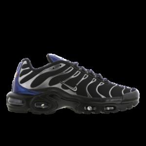 Nike Tuned 1 - Heren Schoenen - Black - Leer, Textil, Synthetisch - Maat 47 - Foot Locker