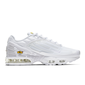 Nike Tuned 3 - Heren Schoenen - White - Leer, Synthetisch, Textil - Maat 47 - Foot Locker