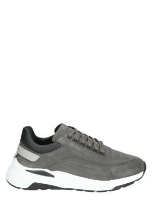 Nubikk Dusk Maltan 21042801 18N Dark Grey Lage sneakers