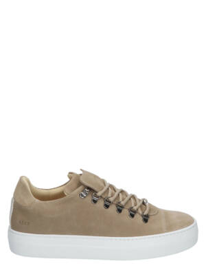 Nubikk Jagger Classic 21030600 23S Taupe Suede Lage sneakers