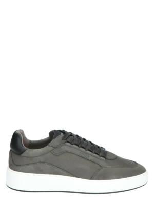 Nubikk Jiro Jade 21042200 18N Dark Grey Nubuck Lage sneakers