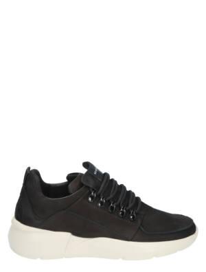 Nubikk Roque Royal 21048100 10NC Black Nubuck Mul Lage sneakers