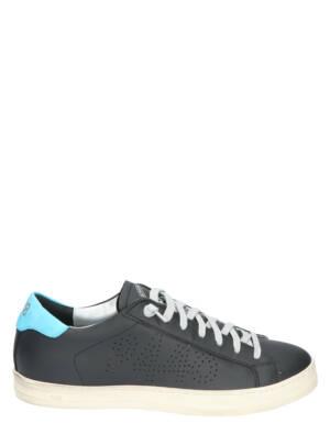 P448 BJohn-M Blk-Lag Lage sneakers