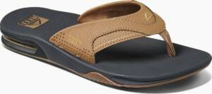 Reef Fanning Heren Slippers - Khaki - Maat 46