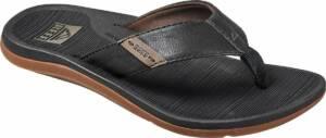 Reef Santa Ana Heren Slippers - Black - Maat 46