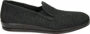 Rohde heren pantoffel - Zwart - Maat 46