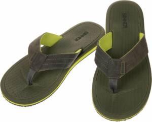 SINNER Lobos Heren Slippers - Donkergroen - Maat 46