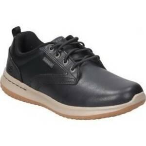 Skechers Nette schoenen ZAPATOS 65693-BLK CABALLERO NEGRO