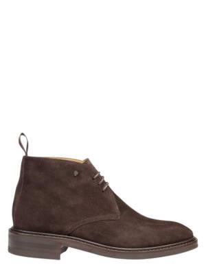 Van Bommel 10161 Dark Brown G+ Wijdte Boots