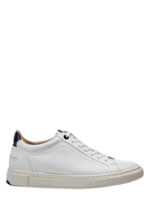 Van Bommel 13380 White G+ Wijdte Sneakers
