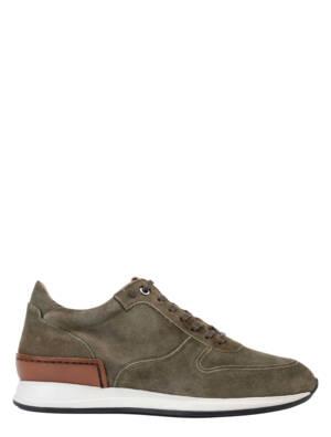 Van Bommel 16334 Green G+ Wijdte Sneakers
