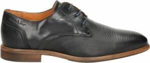 Van Lier 2053604 heren nette schoen - Zwart - Maat 46