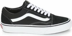 Vans - Heren Sneakers Old Skool - Zwart - Maat 47