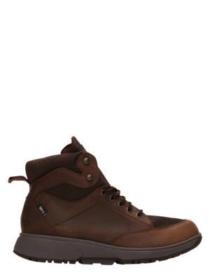Xsensible 40401.1 Seattle Brown H-Wijdte Veter boots