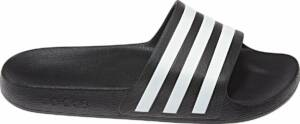 adidas Adilette Aqua Heren Slippers - Core Black/Ftwr White/Core Black - Maat 47