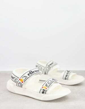 Ellesse - Denso - Sandalen in wit met logo