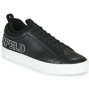 Karl Lagerfeld Lage Sneakers KUPSOLE TRACER LOGO LO
