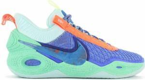 Nike Cosmic Unity - Amalgam - Heren Basketbalschoenen Sneakers Sport Schoenen Blauw DA6725-500 - Maat EU 47.5 US 13