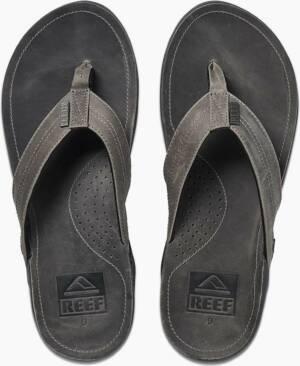 Reef Heren Slippers J-Bay III - Cement Grey 46