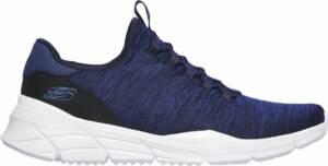 Skechers Equalizer 4.0 - Voltis Heren Sneakers - Navy/Blue - Maat 47,5