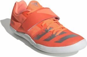 adidas Performance Adizero Discus/Hammer Atletiek schoenen Mannen oranje 47 1/3