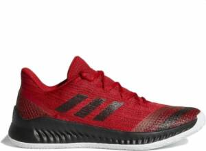 adidas Performance Harden B/E 2 Basketbal schoenen Mannen rood 47 1/3