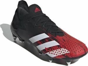 adidas Performance Predator Mutator 20.1 L Sg De schoenen van de voetbal Mannen zwart 47 1/3