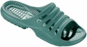 Beco Badslippers Turquoise Heren Maat 48