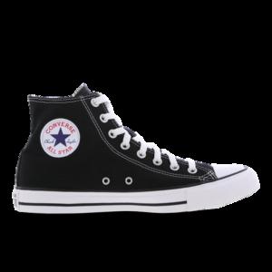 Converse Chuck Taylor All Star High - Heren Schoenen - Black - Textil - Maat 48 - Foot Locker