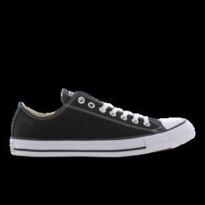 Converse Chuck Taylor All Star Low - Heren Schoenen - Black - Textil - Maat 48 - Foot Locker