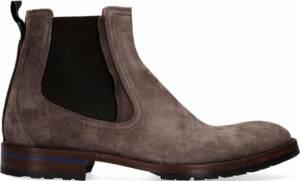 Floris Van Bommel 20082 Chelsea boots - Enkellaarsjes - Heren - Taupe - Maat 48