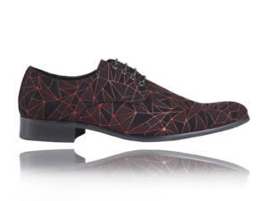 Red Spider - Lureaux - Handgemaakte Nette Schoenen Voor Heren