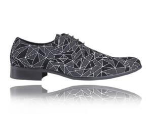Silver Spider - Lureaux - Handgemaakte Nette Schoenen Voor Heren