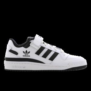 adidas Forum Low - Heren Schoenen - White - Leer - Maat 48 - Foot Locker